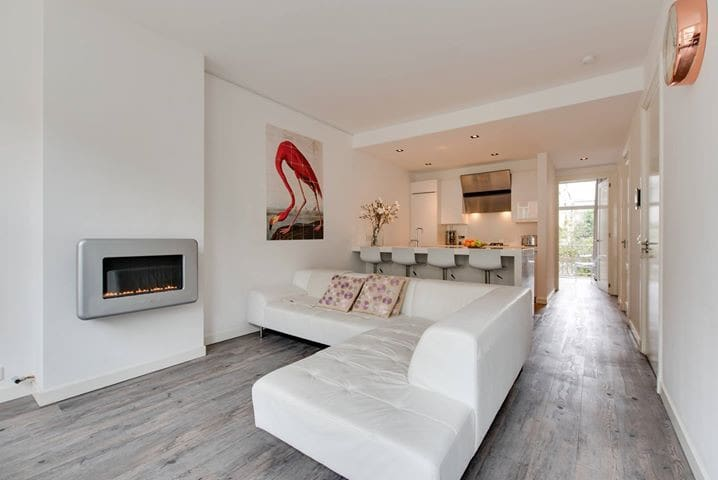Private Room in Beautiful, Renovated Apartment - Amsterdam - Appartement
