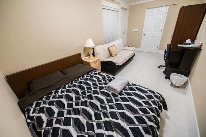 New House(#2),Spacious Room, Washroom and Kitchen!