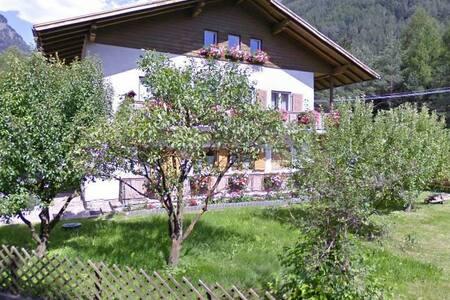 Traumwohnung in Wiesen bei Sterzing - Pfitsch - Apartment