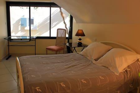 Joli gîte à 15min de Saint-Guilhem le Désert - Saint-Saturnin-de-Lucian - Apartamento