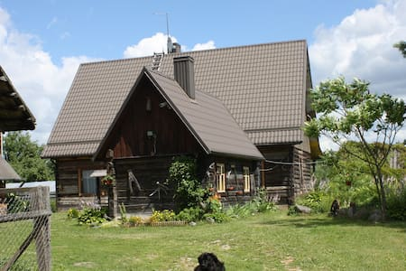 Pagan healing center 20 min to drive from Old Town - Vilnius