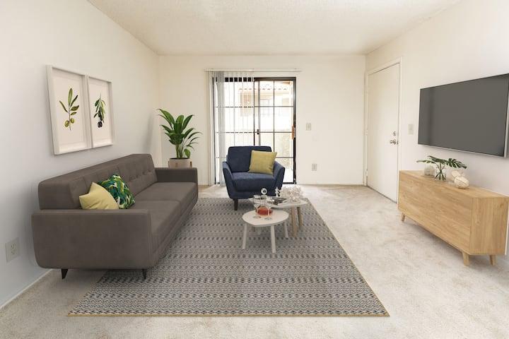 All-inclusive apartment home   2BR in Tucson
