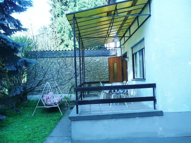 Cottage for rent at Lake Balaton in Hungary - Balatonföldvár