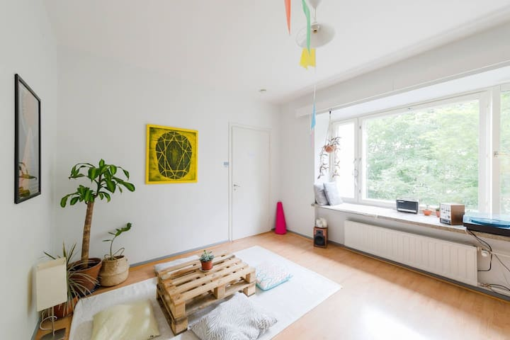 lovely furnished room in the center of Helsinki