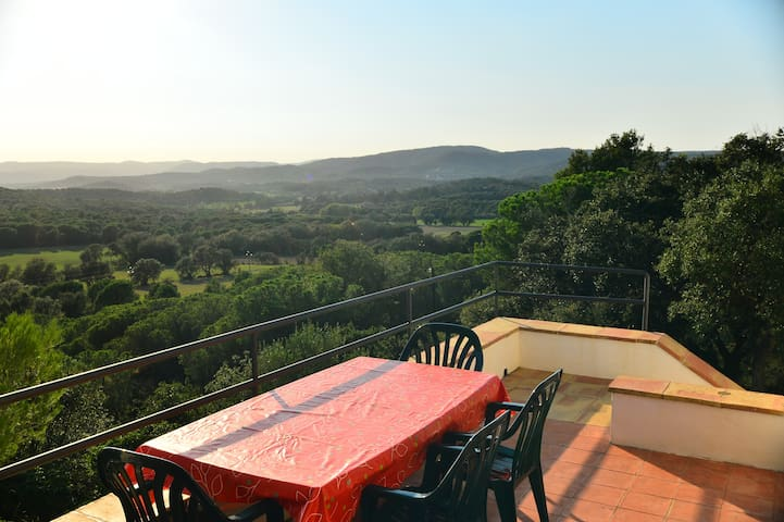 Great views. Ref.: AR-1 - Palafrugell - House