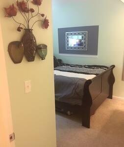 Private room/bathroom 20 min from DIA - Aurora - House