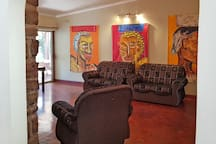 Lounge and gallery!