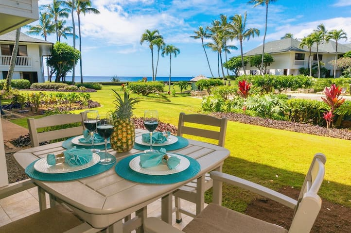 Poipu Kapili 39 - Beautiful Remodel - Ocean Views!