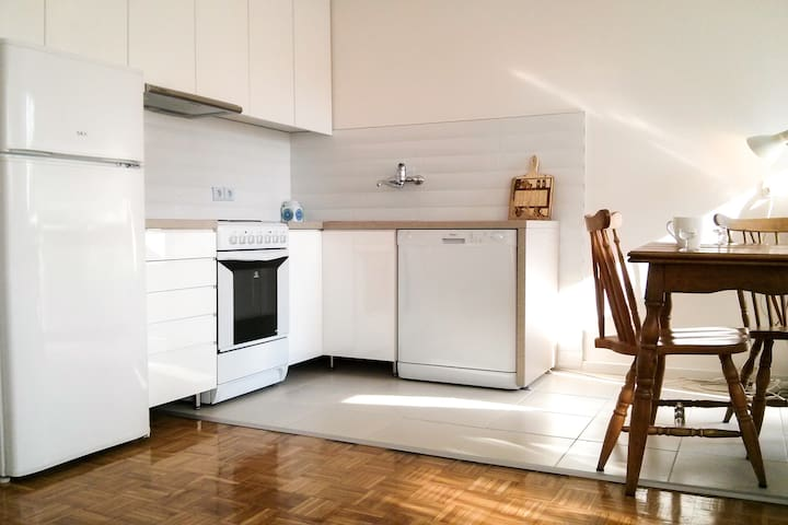 Modern apartment in Belgrade - Beograd - Квартира