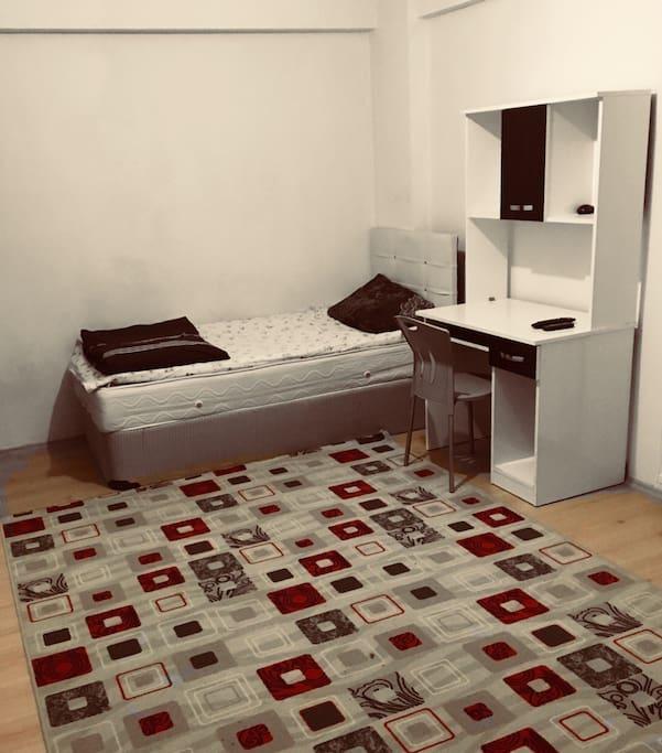 Kişisel oda, birinci misafir için