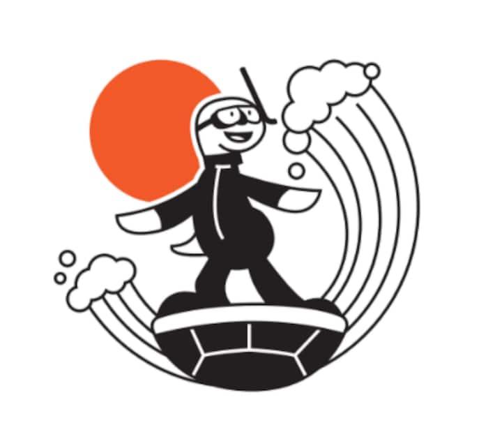 亀宿kameshuku - 浪尾雙人房