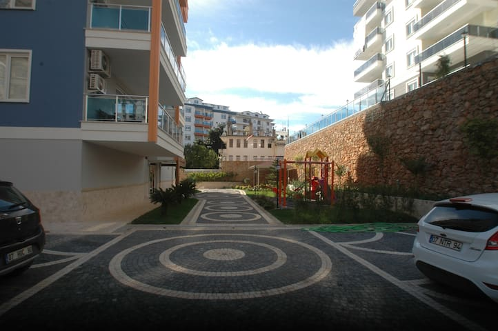 Apartment in Alanya (Tosmur) 300m to the beach