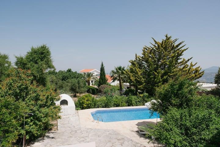 Five Greeks Villa