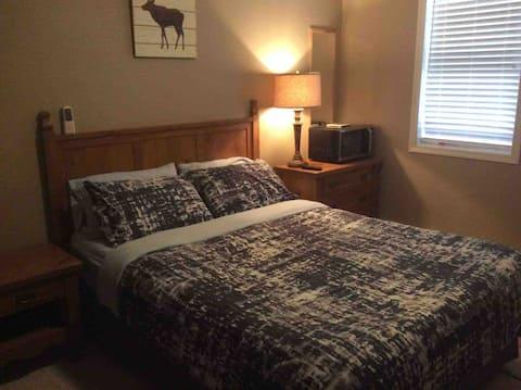 Fernie Guest suite
