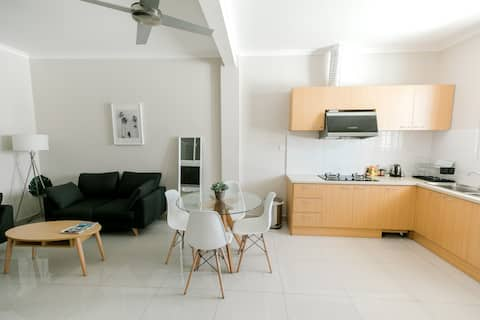 AELAN PLACE #04 // cosy apartment in town