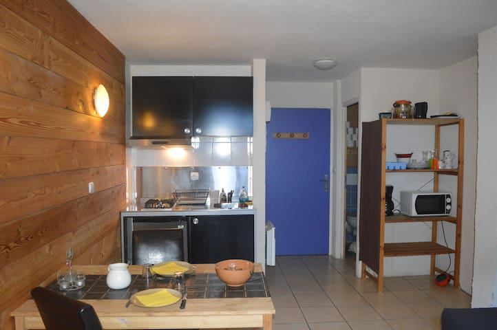 Val-cenis Studio Duplex 35m2 - Lanslebourg-Mont-Cenis - Flat
