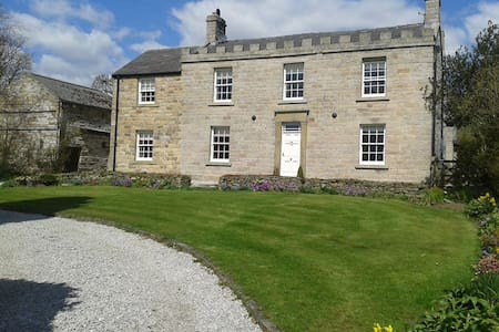 Shippon Cottage, Spring House Farm - Derbyshire - Casa