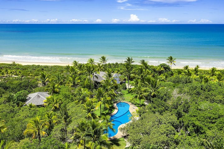 Bah005 - One of the most beautiful villa in Trancoso