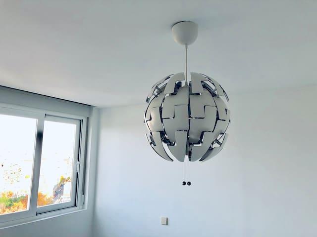 Lámpara habitación