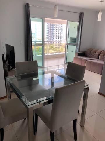 Apartamento 3 suítes , Centro de Belém