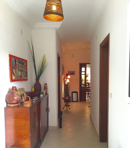 Appartement de charme à Dakar! - Dakar - Lejlighed