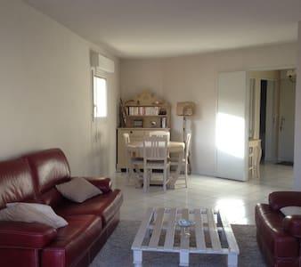 Chambre privée, calme et idéalement située - Montpellier - Apartamento