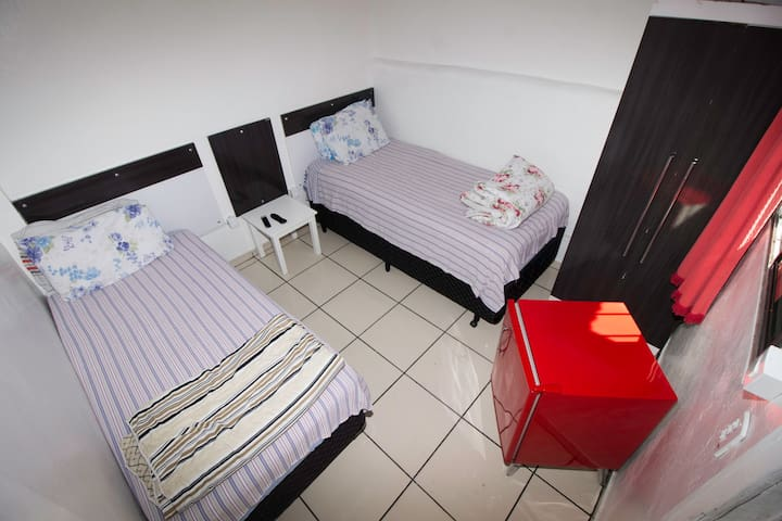 Olah Hostel Vila Mariana - Quarto Twin Privativo