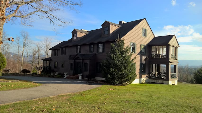 Forest Brook Manor - Historic Home