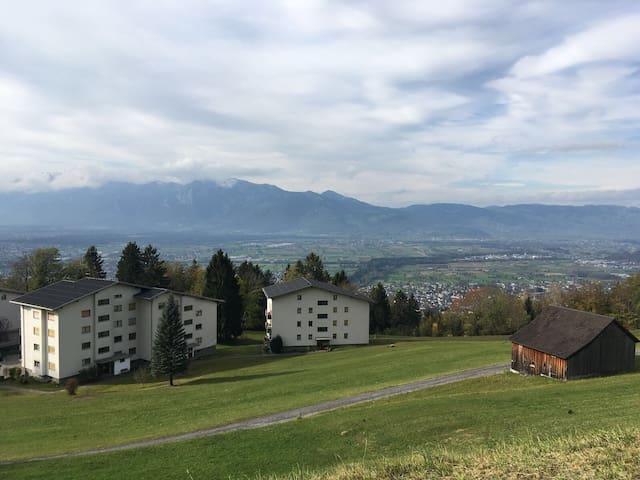 Feriendomizil in den Bergen - Erholung und Natur