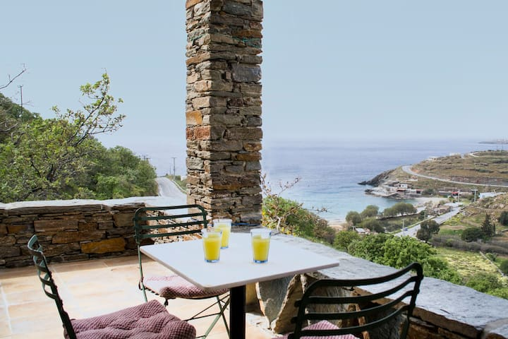 Cozy apartment w magnificent sea view over the bay - Kampi - Appartement en résidence