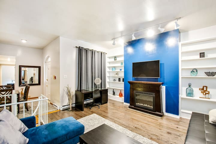 Beautiful 3BD Apt in the Heart of Center City