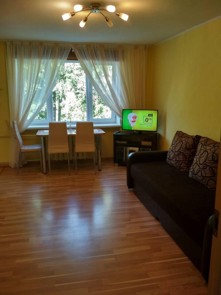 Daugavpils, Vienibas 23 (2 istabas)