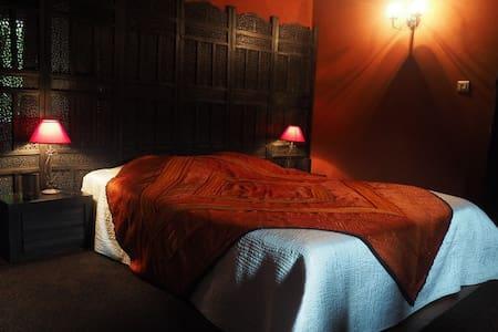 Chambres d'Hôtes près du Vigan 2 personnes - Avèze