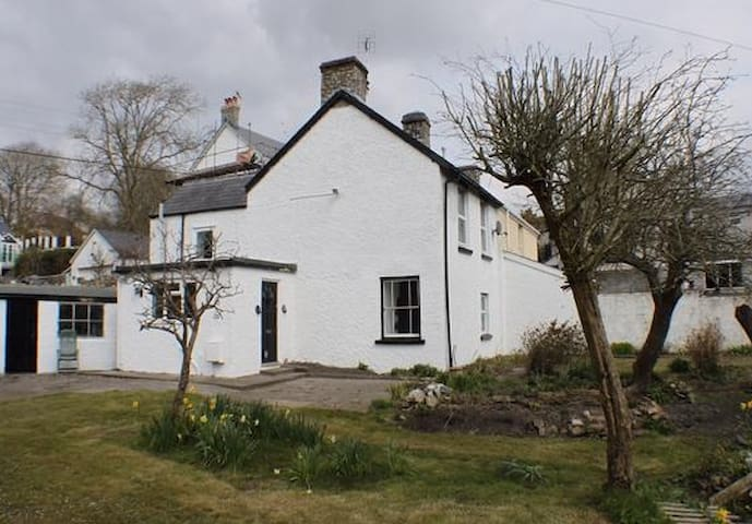 Flush Cottage, Cosy en-suite annex (Little Flush!) - Llantwit Major - Hus