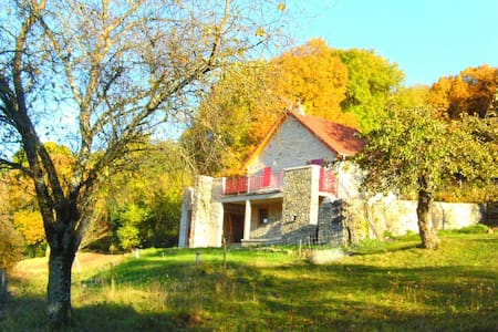 Beautiful house with a view in the Haute Saône