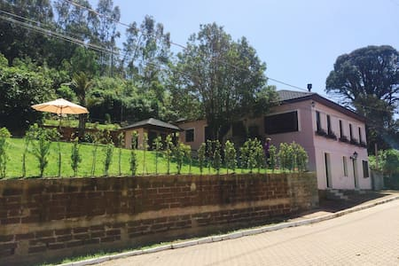 Casa Rústica na Serra Gaúcha!!! - Morro Reuter - Hus