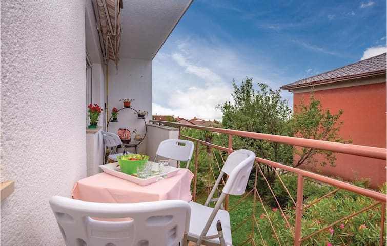 Holiday apartment with 3 bedrooms on 110m² in Rijeka