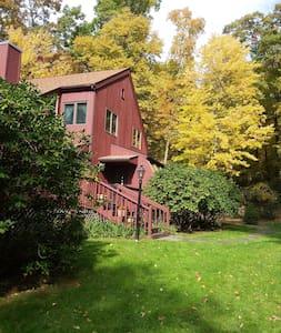 Western Catskills: Beautiful  Lakefront Retreat!! - Highland Lake - Haus