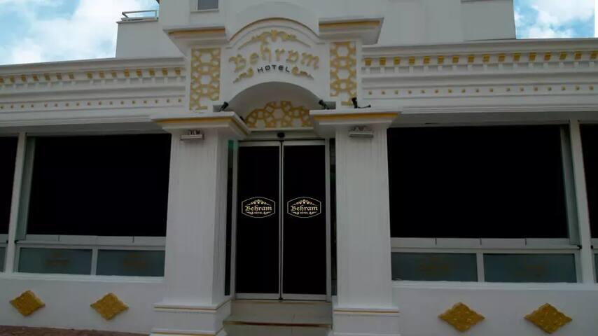Behram Hotel Çift Kişilik Oda