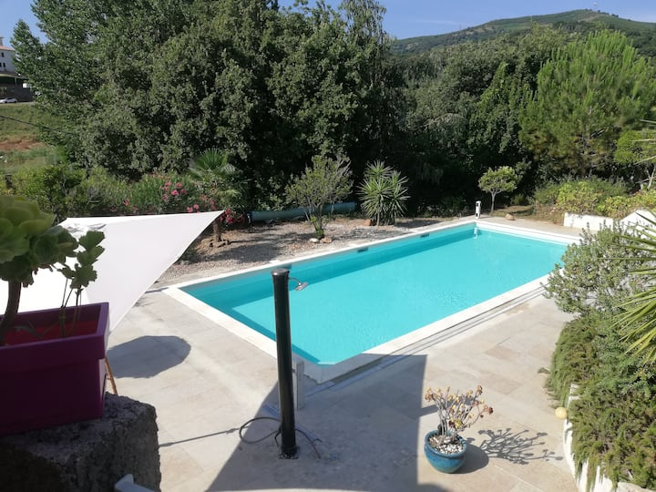 Location Studio idéale pour visiter la Corse
