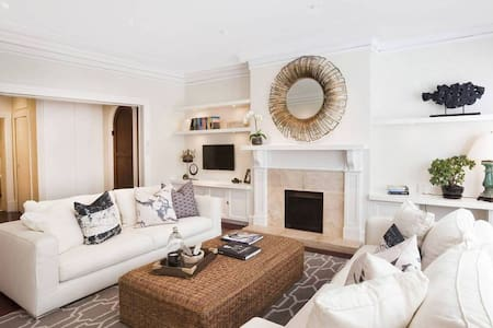 Exclusive 2BR Art Deco Apartment - Point Piper - Point Piper