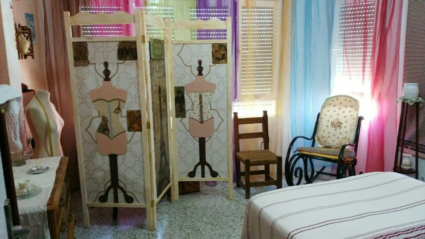 Double room Country style @ Amposta - Amposta - Departamento