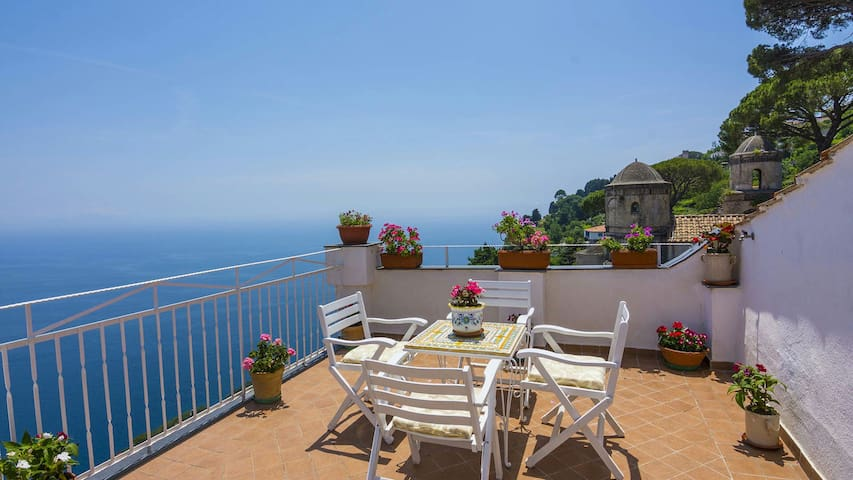 APARTMENT LUNA-THE COAST OF DREAMS - Ravello