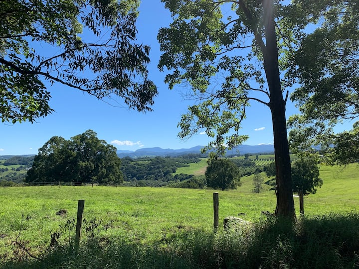 Beautiful Byron Bay Hinterland.