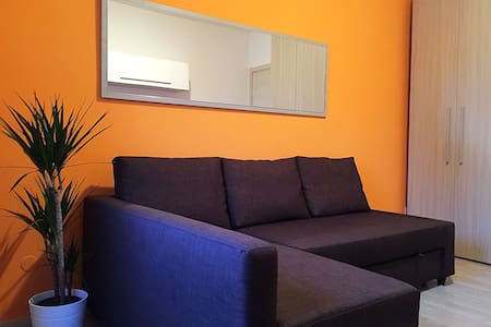 Brand new apartment in a lovely quiet green area - Cinisello Balsamo - Appartement