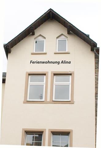 Ferienwohnung Alina im Zentrum von Bernkastel - Bernkastel-Kues - Lejlighed