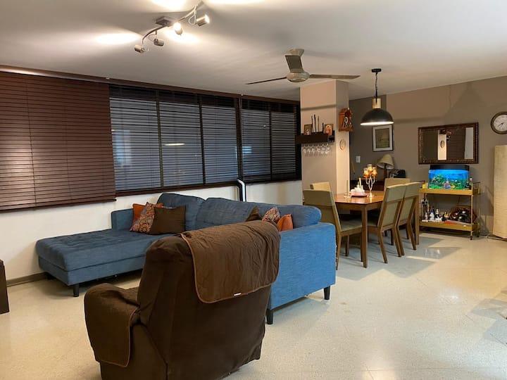 Amplio apartamento completamente equipado
