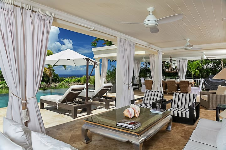 Fabulous villa on Royal Westmoreland Golf Course