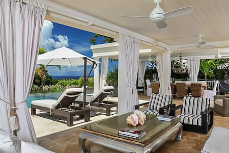 Fabulous villa on Royal Westmoreland Golf Course - Casa de camp