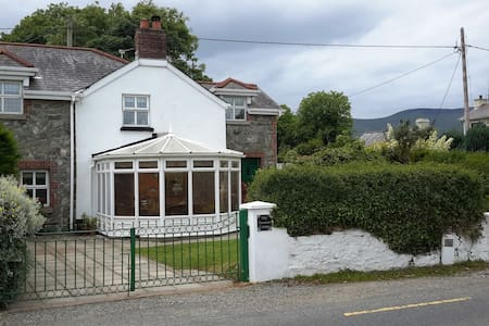 Old Essmore Cottage, Carlingford lough - Carlingford - Haus